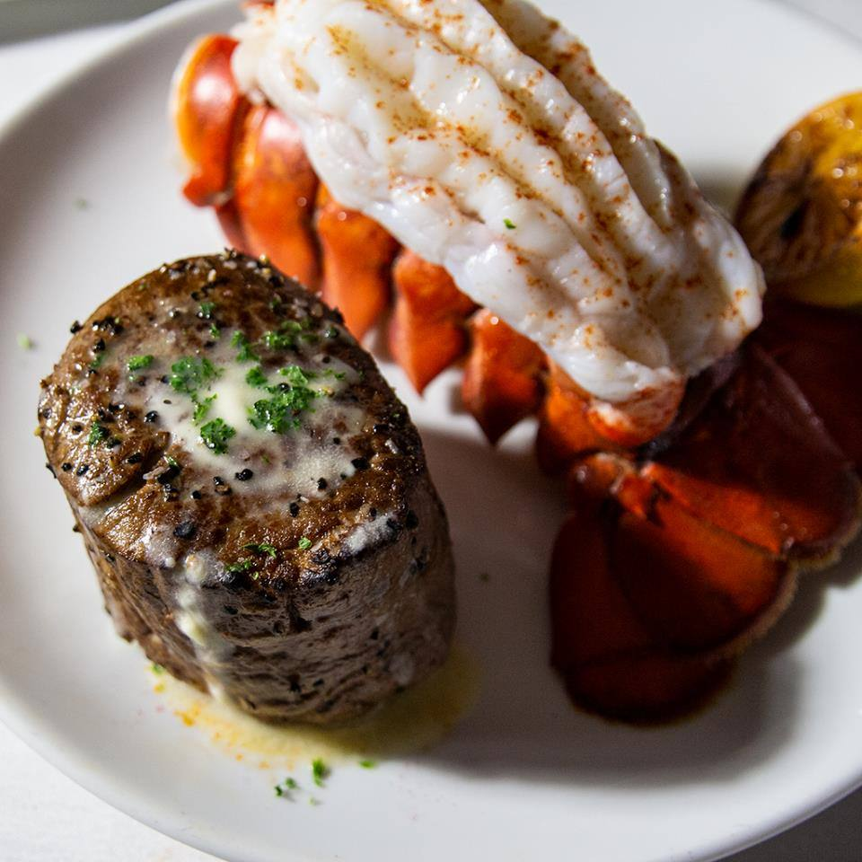 Three-course prix fixe with Filet Mignon & Lobster Tail | Photo courtesy of Fleming's