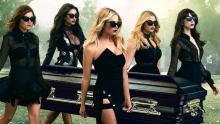 """""""Pretty Little Liars"""" Season 6B poster"""