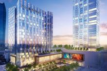IHG rendering of Hotel Indigo - Metropolis