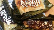Tamales au Loteria Grill