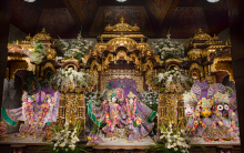 Hare Krishna Temple Los Angeles