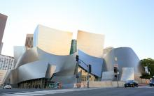 Walt Disney Concert Hall at The Music Center
