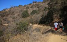 Fryman Canyon Hike Studio City