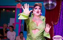 Dreamgirls Revue at Hamburger Mary's