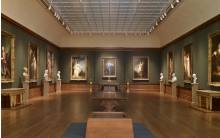 Thornton Portrait Gallery at The Huntington Library
