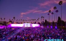 """Purple Rain"" courtesy of Kelly Lee Barrett/Cinespia"