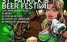St. Patty's Saturday Beer Fest Hollywood at Pig 'N Whistle