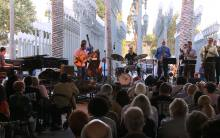 Anthony Wilson Nonet performs at Jazz at LACMA | Photo: LACMA
