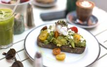 Avocado Smash at Bluestone Lane