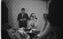 "Stanley Kubrick ""Rosemary Williams: Showgirl"" (1949) at Skirball Cultural Center"