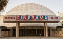 Cinerama Dome au ArcLight Hollywood