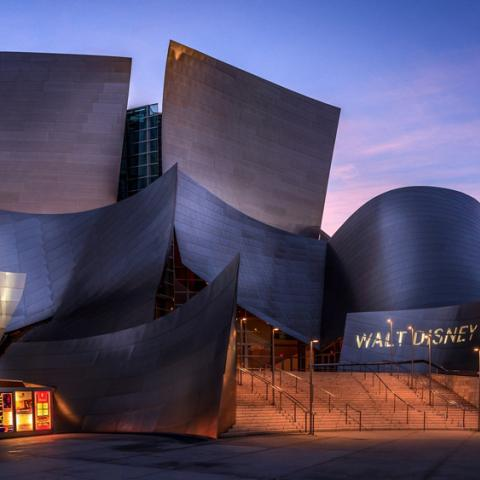 Photo Courtesy of Walt Disney Concert Hall.