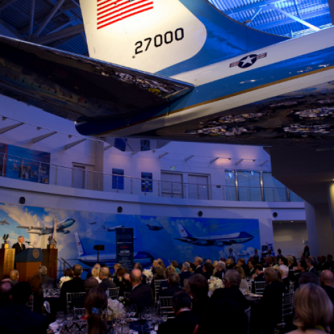 Air Force One Pavilion